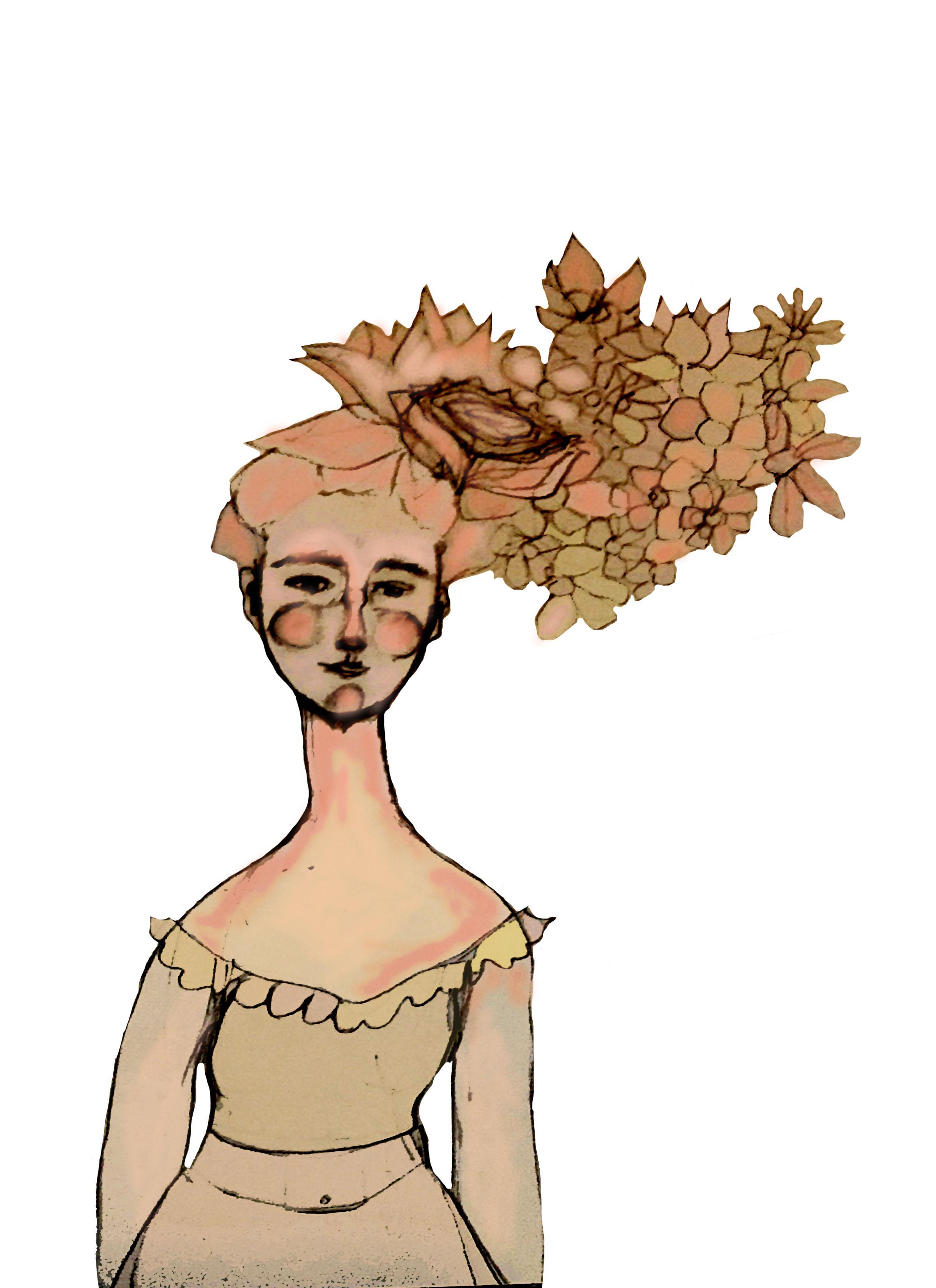 flowerhair